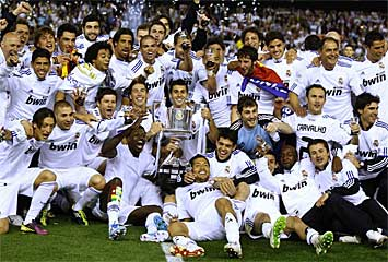 Valencia-Real Madrid
