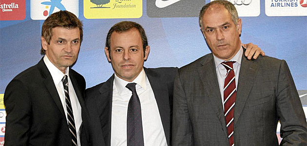 Tito Vilanova dejará el banquillo del Barcelona