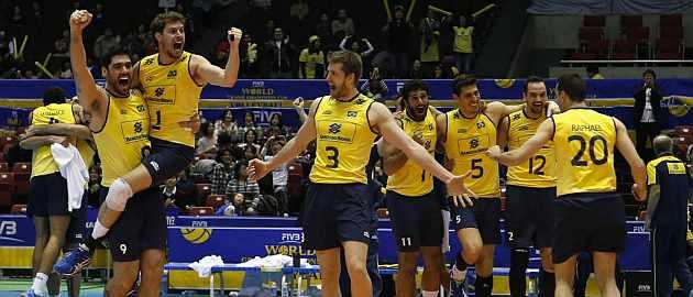 Brasil conquista su cuarta Copa de Grandes Campeones