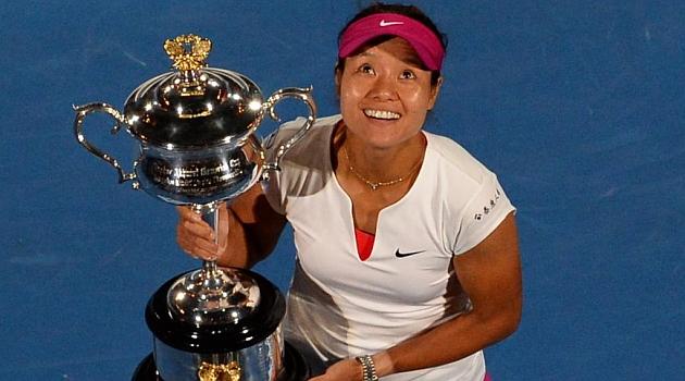 Na Li gana el Open de Australia