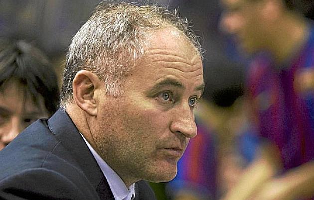 Marc Carmona, entrenador del Barcelona Alusport.
