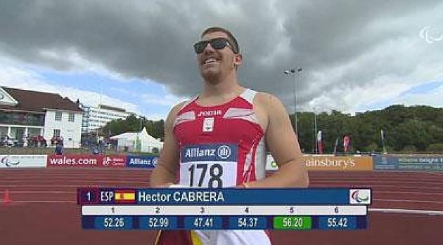 España termina los Europeos Paralímpicos con 25 medallas
