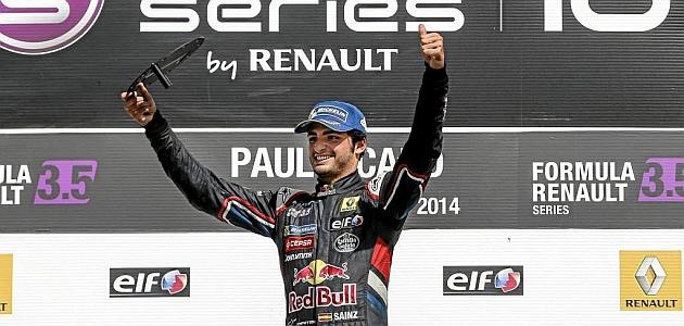 Sainz acaricia el título de la World Series