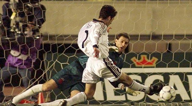 El histórico gol del 'aguanís' de Raúl