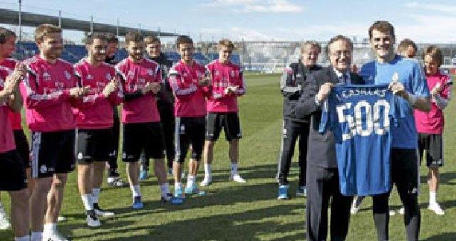 Iker Casillas, adiós por la puerta grande