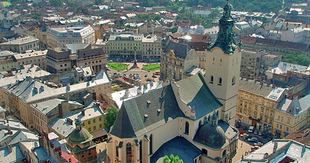 Resultado de imagen de Lviv ucrania