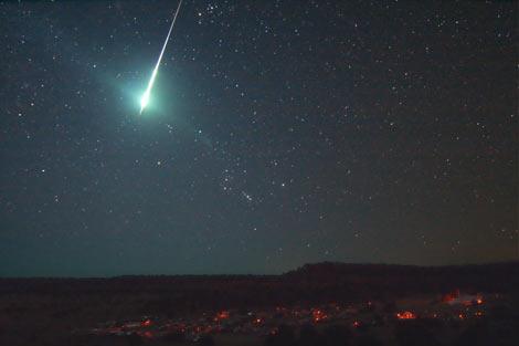 Foto: Sociedad Americana de Meteoritos (SAM)