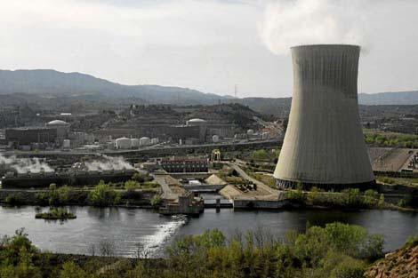 La central nuclear de Ascó, en Tarragona. | Photochek