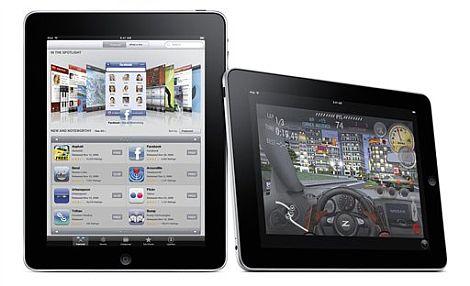 La App Store y un juego, dos ejemplos de uso del iPad. | Ap