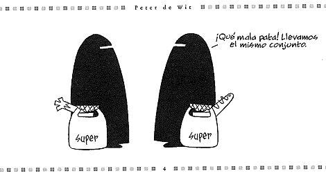 Burka Babes - Conjunto