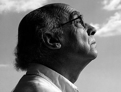 El Premio Nobel José Saramago, en el año 2001. | Chema Conesa