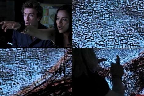 Cuatro imágenes del documental de la BBC.