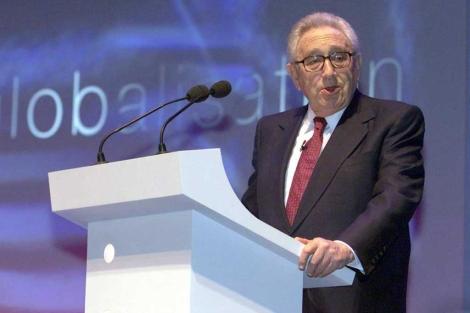 El ex secretario de Estado de EEUU, Henry Kissinger. | Epa