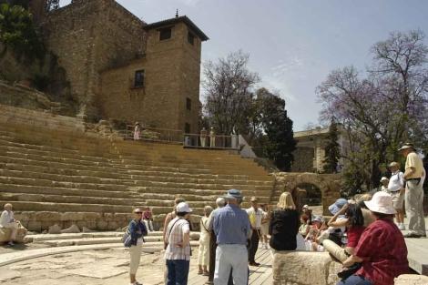 El Teatro Romano recupera su espacio escénico tras 20 años sin espectáculos.   ELMUNDO.es