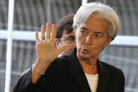 Christine Lagarde. (EM)