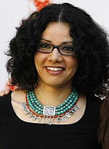 Mona Eltahawy. | Afp