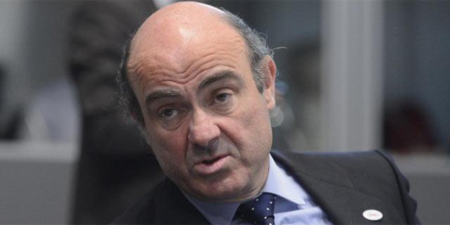 El ministro de Economía del Gobierno español, Luis de Guindos. | Reuters