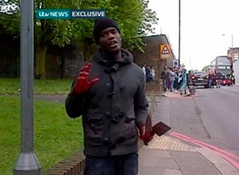 Uno de los presuntos agresores captado por las cámaras de ITV.