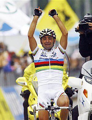 Paolo Bettini Giro de Lombardía