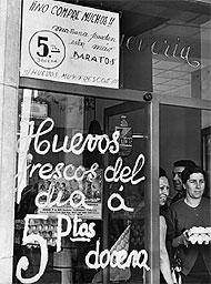 Huevos Frescos en Madrid