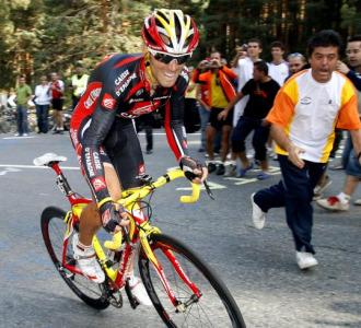 Valverde quiere desquitarse del mal sabor de boca al no haber podido ir al Tour, realizando un gran Vuelta