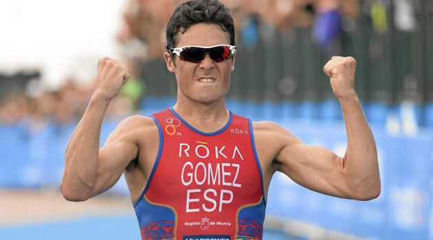 Gómez Noya: No puedo estar más contento