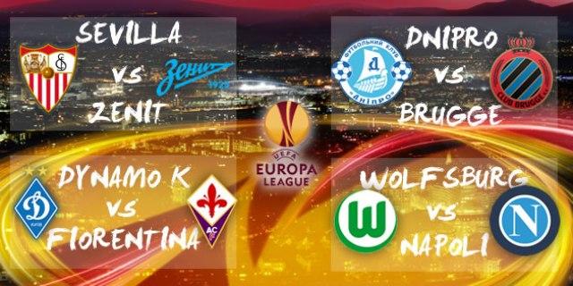 Sevilla-Zenit, en cuartos de la Europa League