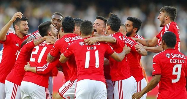 El Benfica confirma el nuevo orden