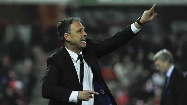 Капаррос в свое время в качестве тренера Гранада