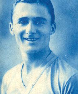 Eraldo Monzeglio, con la selección italiana.