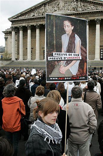 Ingrid Betancourt, El mundo.es