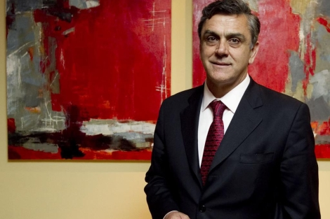 Pablo Longueira, el candidato oficialista | Begoña Rivas
