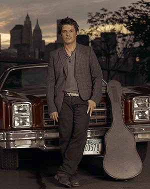 Alejandro Sanz en Nueva York. (Foto: WARNER MUSIC)