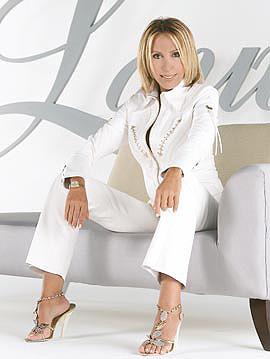 La presentadora peruana Laura Bozzo.