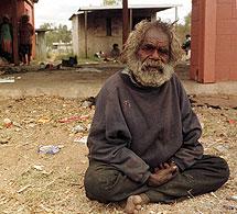 Un aborigen. | Reuters