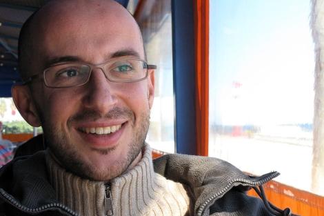 El cámara y documentalista español Raúl Gallego Abellán.