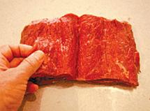 Su 'Livro de carne'