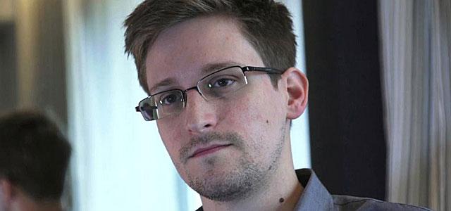 Edward Snowden, durante su estancia previa en Hong Kong. | Efe