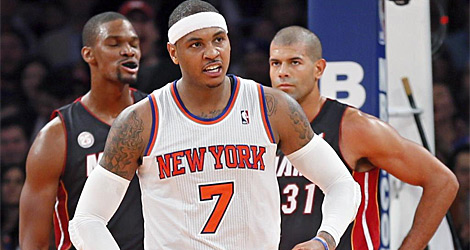 Carmelo Anthony. | Reuters