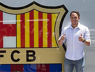 Adriano Correia, nou fitxatge del Barça