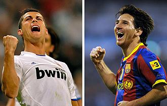 Real Madrid y Barcelona podría enfrentarse hasta cuatro veces en el mes de abril.