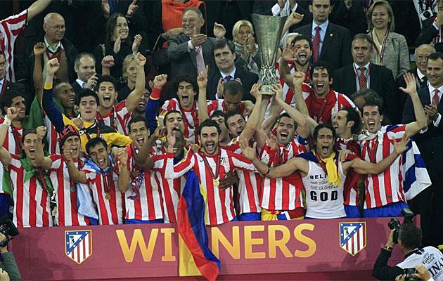 Campeones de la Europa League