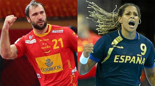 Cañellas y Mangué, nominados a mejores jugadores del mundo
