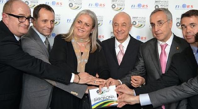 Barcelona será la sede de los<br /><br /><br /> I Juegos Mundiales en 2017