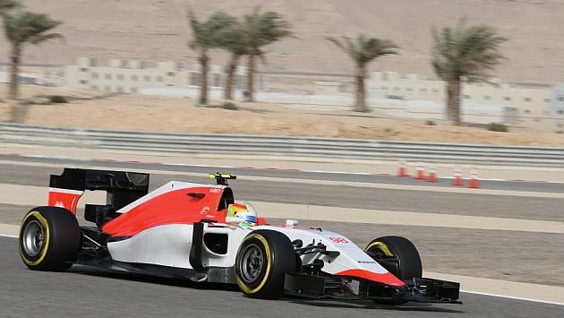Merhi: La diferencia de coches en la F1 es bestial e injusto