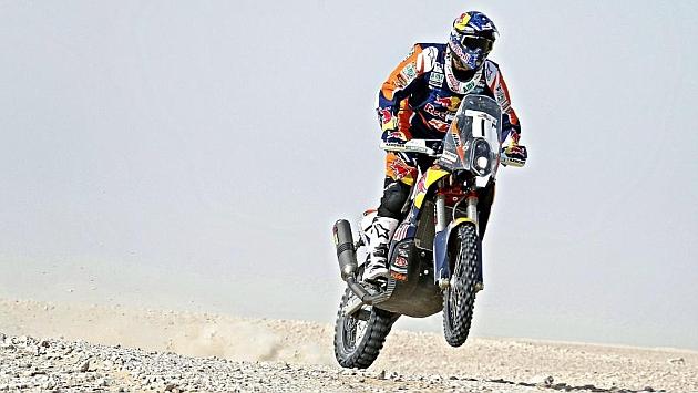 Marc Coma, tricampeón en Qatar