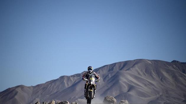 Cinco Dakares, seis Mundiales y cinco vueltas al mundo