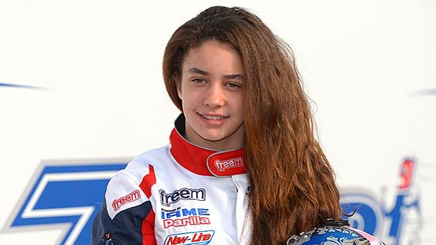 Marta García gana el FIA Academy