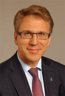Olav Fkyse Tveit, secretario general del Consejo Mundial de Iglesias.