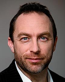 Jimmy Wales. | Foto: Manuel Archain